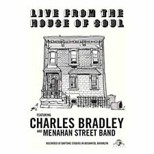 Charles Bradley & Menahan Street Band - Live From The House Of Soul (NEW DVD)