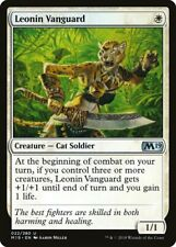 Magic MTG Tradingcard Core Set 2019 Leonin Vanguard 22/280