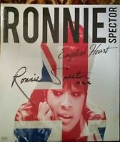 RONNIE SPECTOR - 'ENGLISH HEART' SEALED LP. AUTOGRAPHED! MINT! LAST ONE. RARE!!