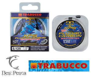 Filo da Pesca - TRABUCCO XPS FLUOROCARBON SALTWATER 50mt - 0,16