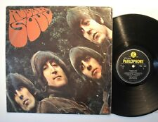 THE BEATLES - RUBBER SOUL - LP - ORIGINAL UK 1ST PRESS MONO - PARLOPHONE