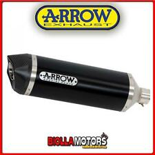 73507AKN+71390MI MARMITTA ARROW RACE-TECH YAMAHA YP 500 T-Max 2008-2011 DARK/CAR