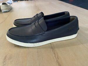 Cole Haan Nantucket II Loafer Shoes Men's Size 13 Navy Blue