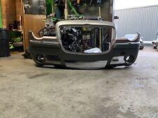 CHRYSLER 300C Front Bumper Custom Bodykit Black Hemi 3.0 Crd Silver & Grey Wrap