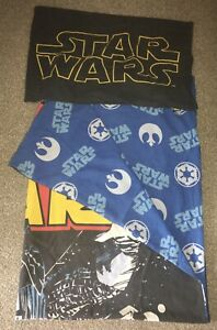 Star Wars Reversible Single Duvet Cover And Pillow Case