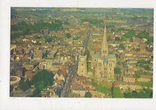 Chichester Aerial View 1970 Postcard 659a