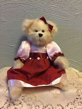 "Heritage Collection Ganz Teddy Bear "" Emma """