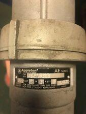 Appleton AEP10363 plug