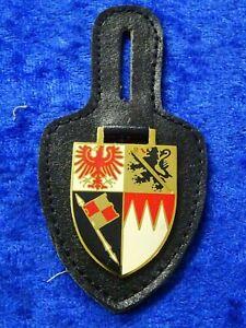A55-5) Brustanhänger Bundeswehr Einheit mir nicht bekannt