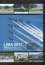 LIMA 2017 - Malaysian Military Airshow DVD