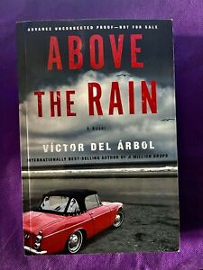 ABOVE THE RAIN (Brand NEW ARC Paperback) UNREAD! UNOPENED