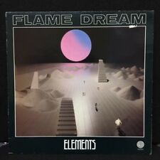 Flame Dream Elements LP Vertigo rare 70s prog rock original Switzerland pressing