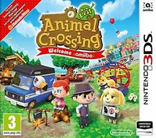 Dnd Egp220940 Nintendo 3ds Animal Crossing NL Welcome Amiibo