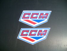CCM 1978-1981 TWINSHOCK KITE TANK STICKERS DECALS