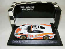 1/43 Minichamps Porsche 911 GT1-97  2002 24 Hours of Daytona car #00