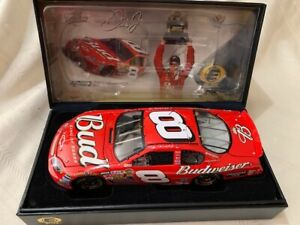 Diecast 1/24 #8 DALE EARNHARDT JR 2004 Talladega Raced Win Version Chevy ELITE
