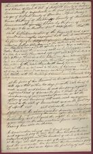 Manuscrito Agreement, Pittsfield, Massachusetts, para Vender más Barato Farm ,