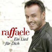 RAFFAELE - EIN LIED FÜR DICH  CD  12 TRACKS DEUTSCHER SCHLAGER  NEU