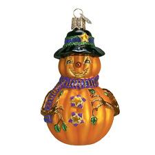 """Mr. Jack O'Lantern"" (26034) Old World Christmas Glass Ornament w/OWC Box"