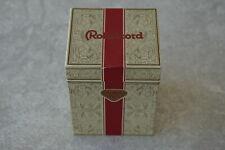 Rare, original Rollei Rolleicord Schachtel, Box only.