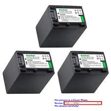 Kastar Replacement Battery for Sony NP-FH100 & DCR-DVD920 DCR-HC16 DCR-HC17