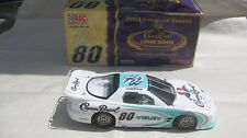 Rare Nascar #80 JJ Yeley Crown Royal IROC Extreme 124 Scale Diecast 2004  dc1079