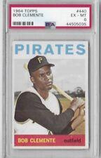 1964 Topps Roberto Clemente Card No. 440 PSA 6
