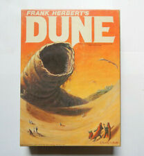 Frank Herbert's Dune Avalon Hill Board Game (1979) COMPLETE UNPUNCHED