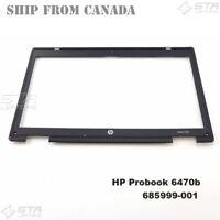 "HP Probook 6470b Laptop 14"" LCD Front Bezel 685999-001"