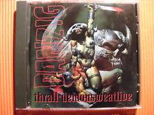 CD Danzig / thrall - demonsweatlive – Album