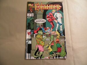 Excalibur #9 (Marvel 1989) Free Domestic Shipping