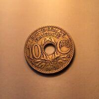 10 Centimes Lindauer 1932 N1