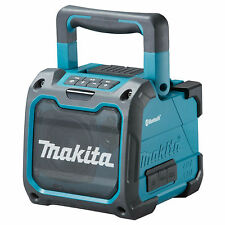 ALTOPARLANTE MAKITA DMR200 BLUETOOTH LXT BATTERIE 10,8V 14,4V 18V LITIO NUOVO