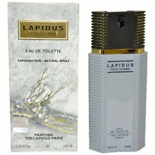 Lapidus Pour Homme by Ted Lapidus Cologne for Men 3.3 / 3.4 oz EDT Spray New NIB