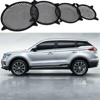 SubWoofer Mesh Cover Waffle Speaker Grill Protect Guard Car Audio H