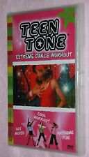 Teen Tone - Extreme Dance Workouts (DVD, 2009)Brand new and sealed, free postage