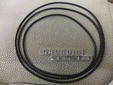 Reel to Reel player belt for GRUNDIG TK18 tape player - 3 belts
