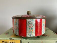 Vintage HORNER'S CONFECTIONERY Candy Tin England