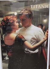 "Titanic Reproduction Poster 23"" x 35"" new old stock"