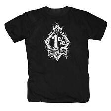 1% Hollister Bash 1917 Motorcycle USA Rocker Biker MC Motorrad T-Shirt S-3XL