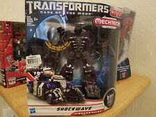 Transformers Dark of the Moon Shockwave Voyager Class Mechtech Weapon System