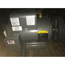Baldor 5hp Motor W/ Pully
