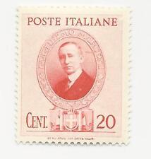 1938 Italia Regno - Marconi - 20c rosa, effigie - nuovo