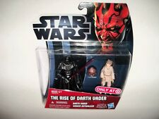Retired Target Excl Star Wars RISE OF DARTH VADER, Anakin Sith Legacy figure set