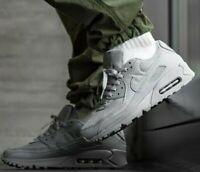 Nike Air Max 90 Tonal Pack - Triple Grey - Sizes 6-12UK CN8490-001