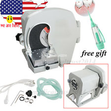 Dental LAB Equipment Trimmer  UNIT Wet Model Shaping Abrasive Disc Wheel CE FDA