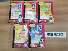 BANDAI Sailor Moon Ring Palace 5set Limitierte Ausgabe
