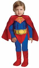 Rubie's Official Deluxe Superman - Toddler Costume