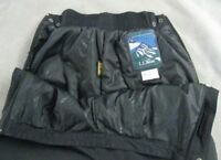 L.L. Bean North Col Gore-Tex  Women's Sz M Black Outerwear Snow Board Pants Ski