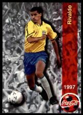 Panini Seleção do Brasil 1997 - Rivaldo No. 60